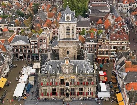 Landmarks in the Netherlands