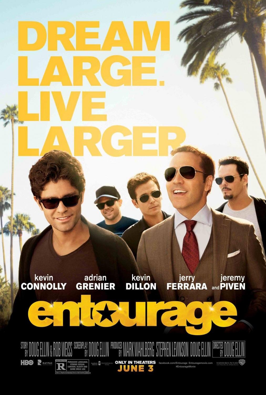 Nonton Film Entourage (2015)