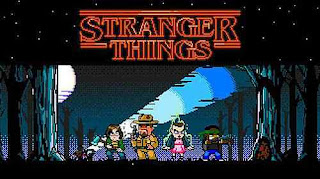 Stranger Things, The game, for, android, and, ios,