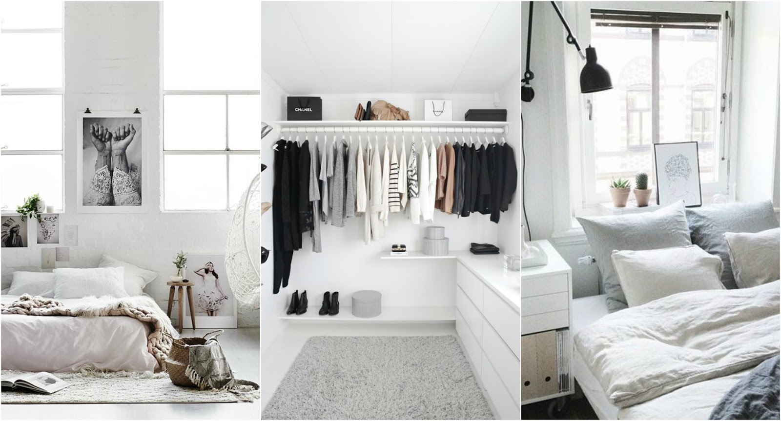 My Minimalist Bedroom Goals