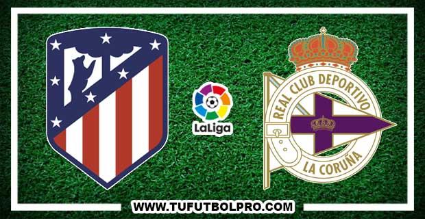 Ver Atlético Madrid vs Deportivo EN VIVO Por Internet Hoy 1 de Abril de 2018