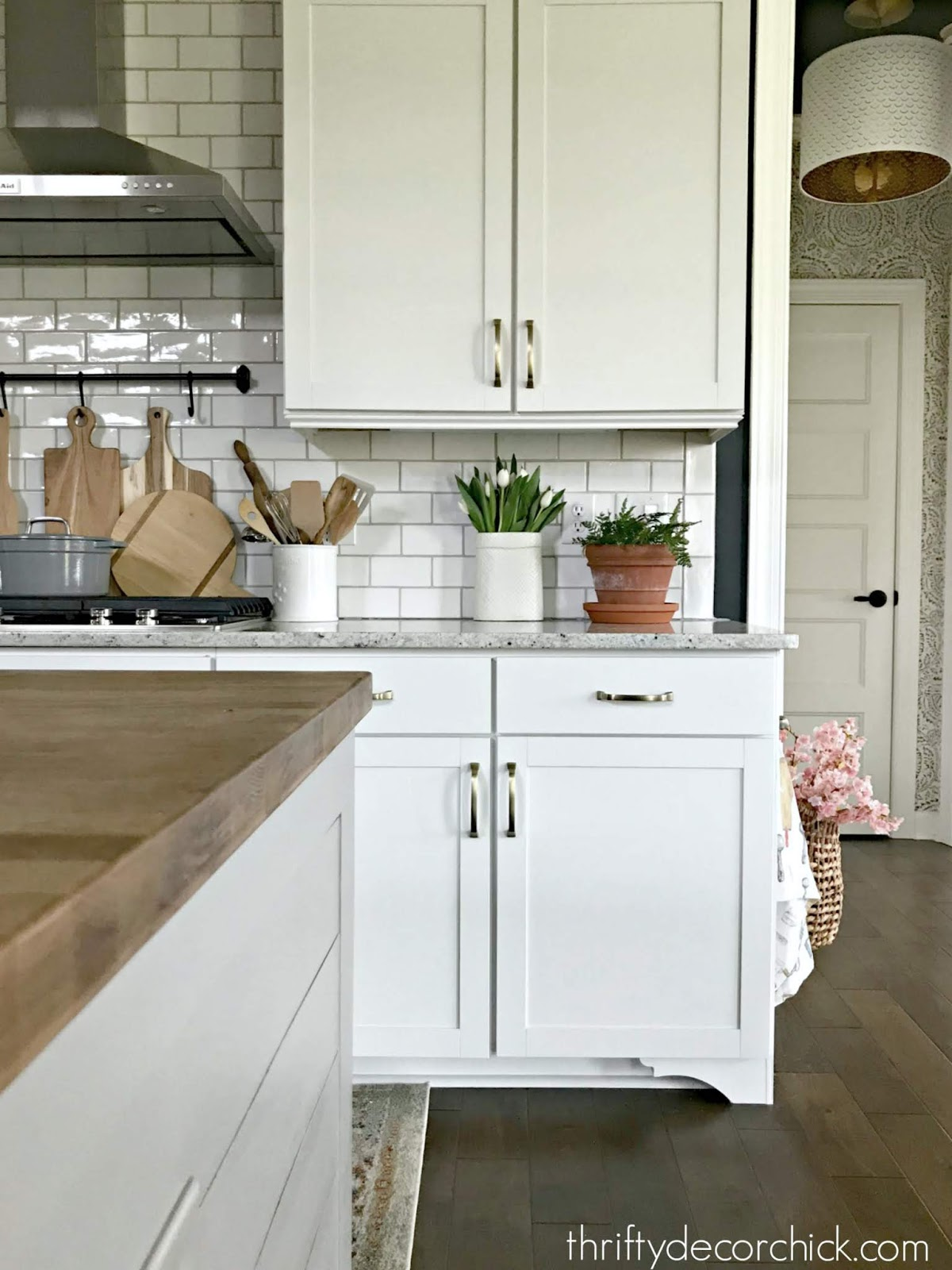 How to add light rails under cabinets