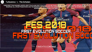 FTS Mod PES 2018 by FBRN PATCH Android