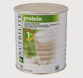 Great Price: Amway Nutrilite Protein Powder (Family Pack of 1 Kg) for Rs.1354 Only @ Paytm