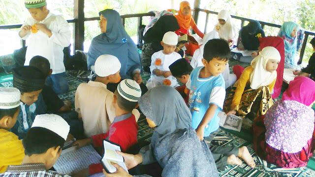 PKS Medan Maimun Gelar Pesantren Kilat Anak Kader dan Simpatisan