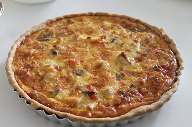 Quiche Azie Kitchen