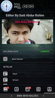 Download Tema BBM MOD Galaxy v3.3.6.51 APK Versi Terbaru