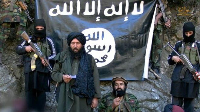IS leader in Afghanistan killed, US believes