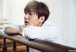 Lirik Dan Terjemahan Lee Min Ho – Thank You [Hangeul][Romanisation]