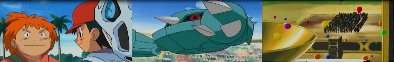 Pokemon Capitulo 33 Temporada 8 Salvados Por Un Beldum