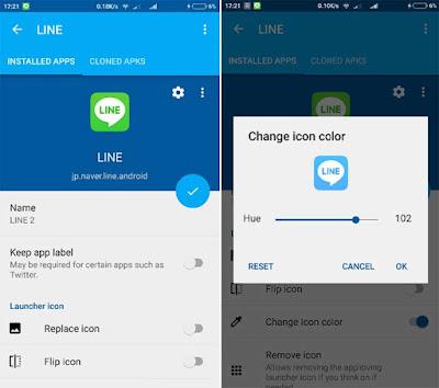Cara Clone / Duplikat Menggandakan Aplikasi Android (APK)