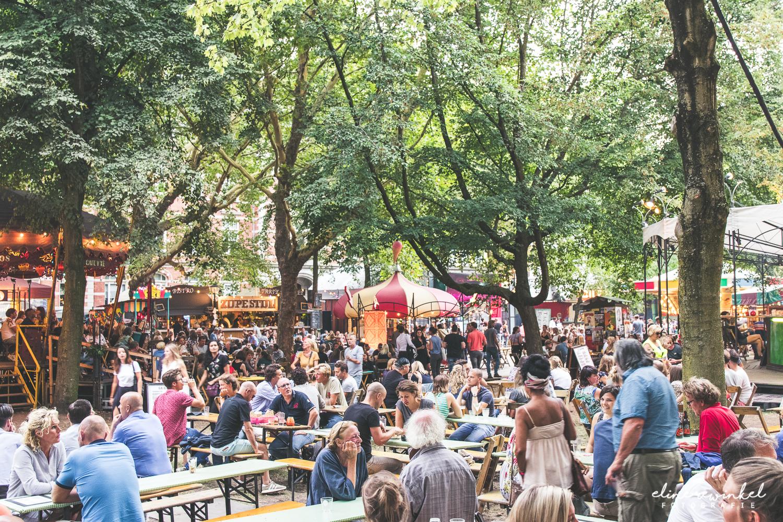 De Parade, rondreizend theaterfestival Utrecht