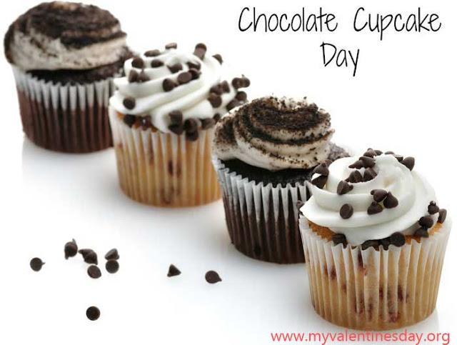Chocolate Cupcake Day