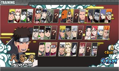 Naruto Senki v1.19 APK Terbaru