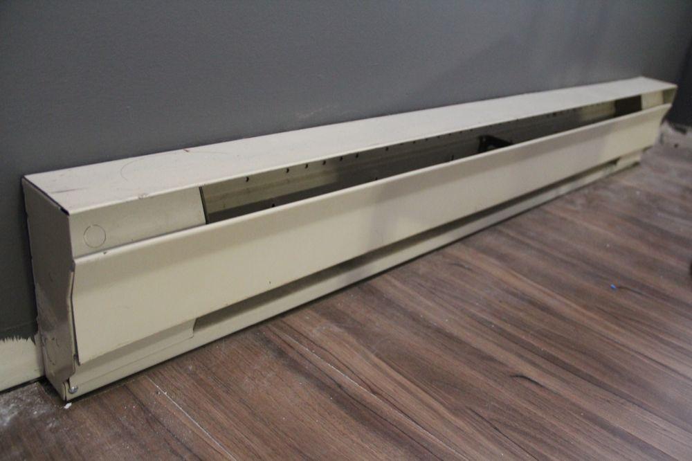 Laminate Flooring And Baseboard Heaters, How To Install Laminate Flooring Around Radiators