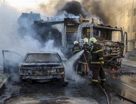 Grupo ateia fogo em creche em 21º dia de ataques no Ceará