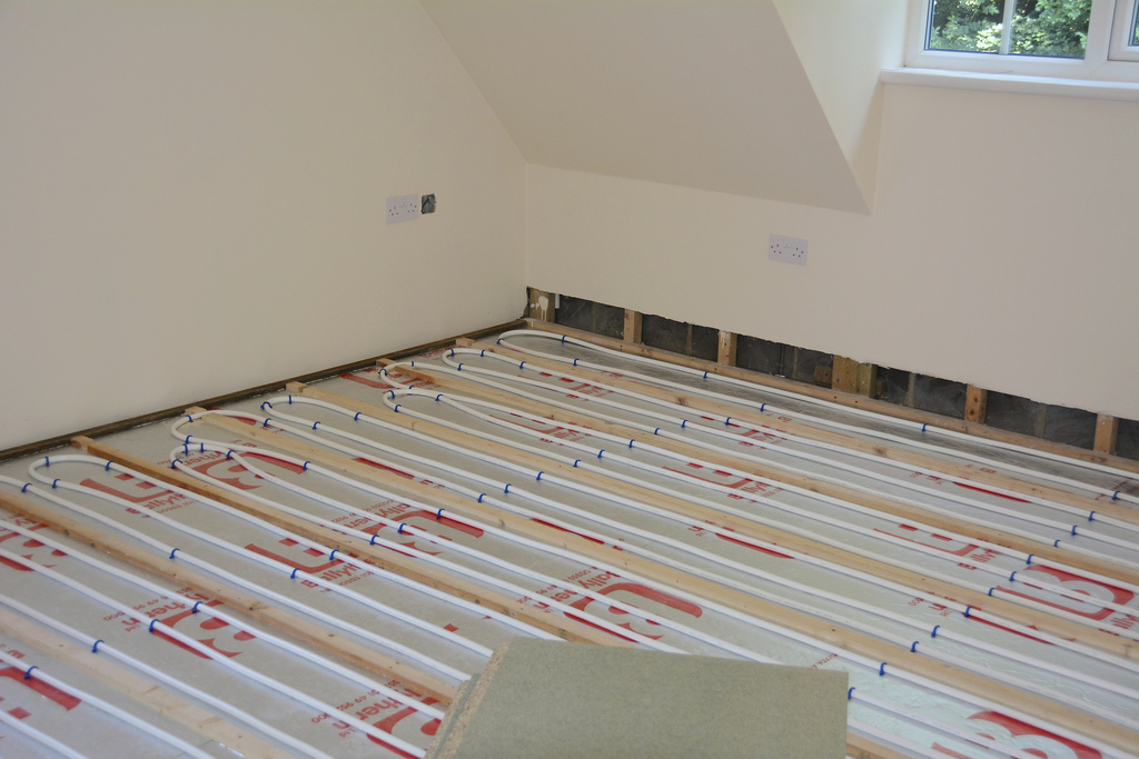 The Financial Benefits of Underfloor Heating