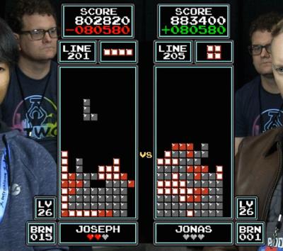 PRGE Tetris Championships