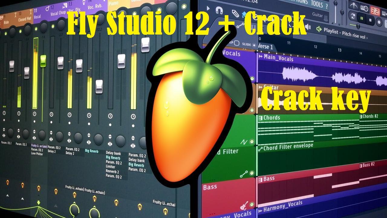 fl studio 12 crack instructions