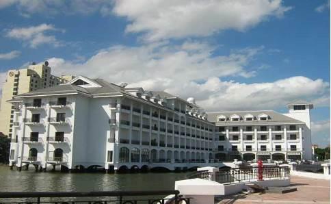 Khách sạn xây bằng công nghệ Panel 3d