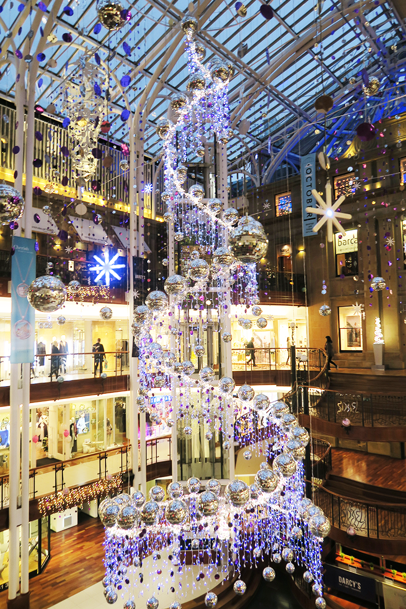 A Christmas Guide To Glasgow | Colours and Carousels - Scottish Lifestyle, Beauty and Fashion blog