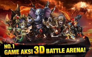 The Battle of Gods Apocalypse v5.0.2 Mod Apk(God Mode+One Hit Kill)