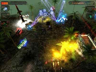 Air Strike 3D 2 - Gulf Thunder Screenshot 1, ComputerMastia