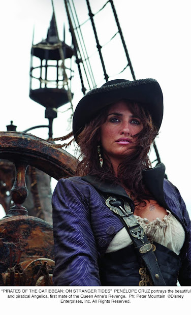 Pirates of the Caribbean Girl
