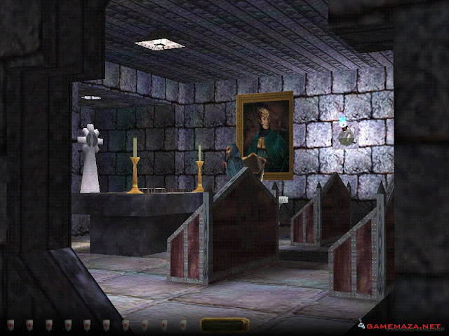 Thief II The Metal Age Gameplay Screenshot 4