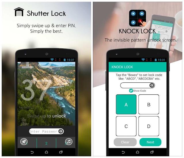 Knock Lock Pro - AppLock Screen Free Download