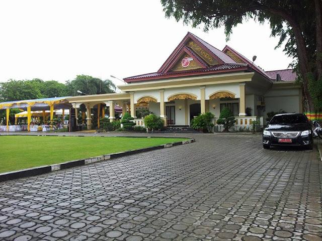 Rumah Dinas Bupati Tanjung Balai Karimun