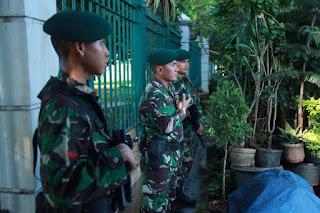 Hari Kedua KTT OKI, TNI-Polri Perketat Pengamanan