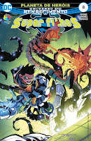 DC Renascimento: Super Filhos #8