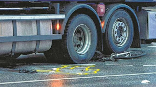Truck crushes bicycle rider to death in Ogun Urban News