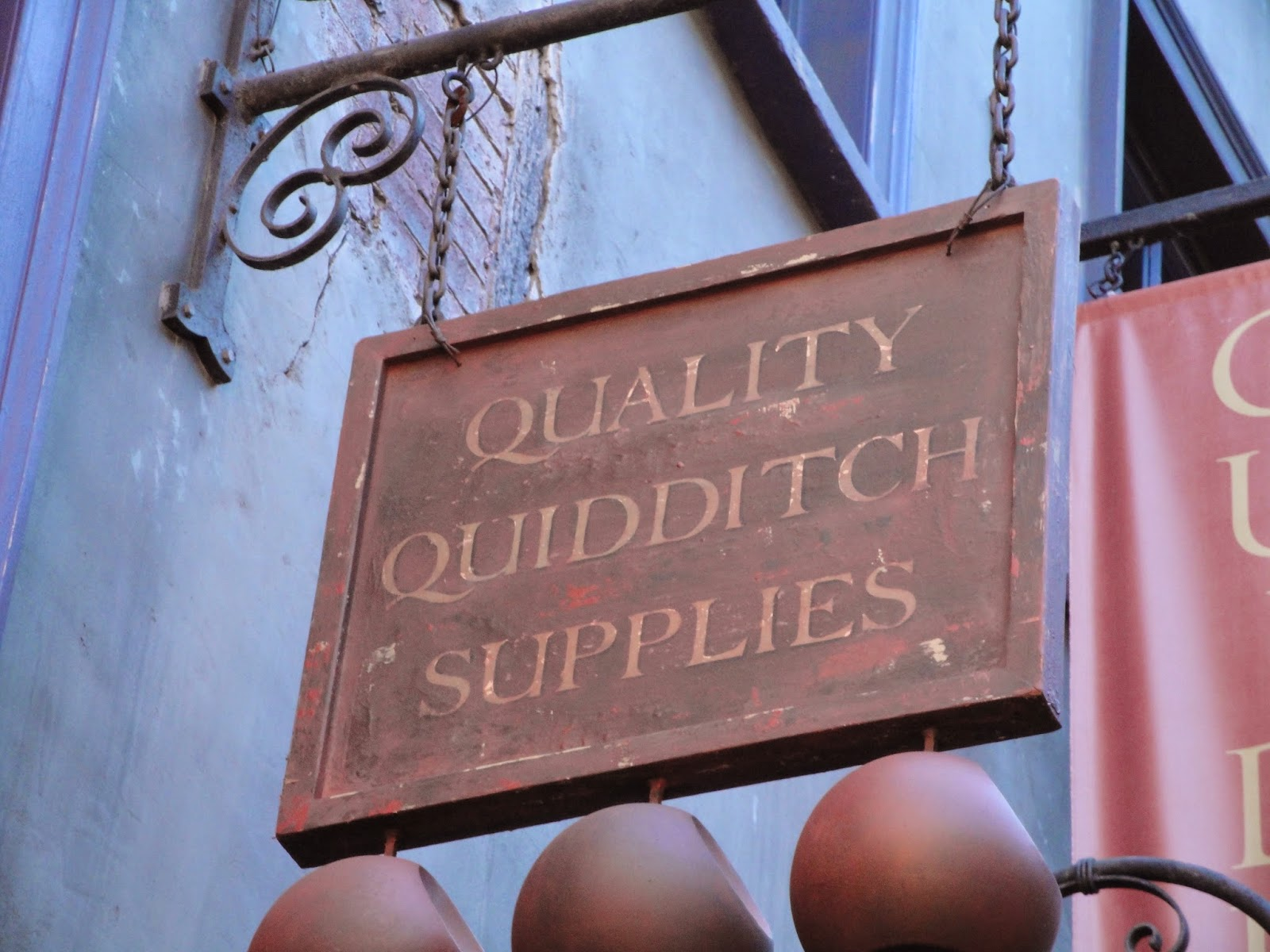 Quality Quidditch Supplies Universal Living Well & E...