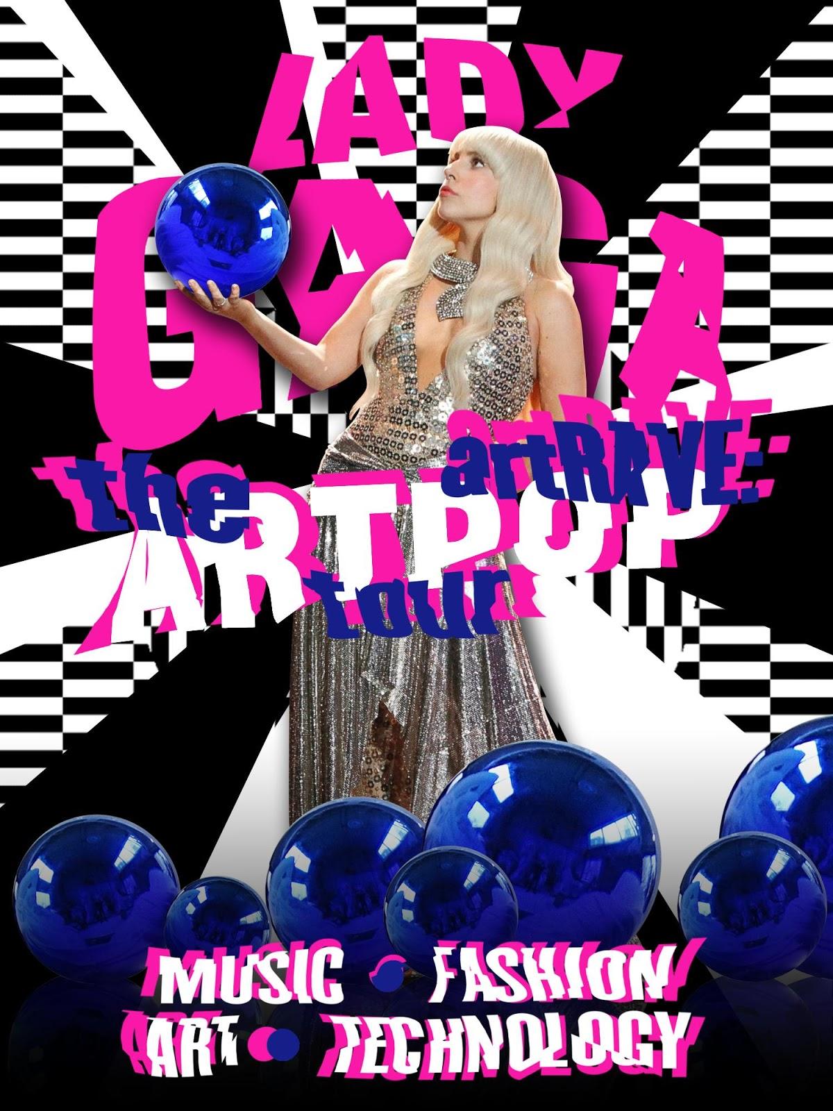 Lady Gaga Fanmade Covers: Artpop - Vinyl