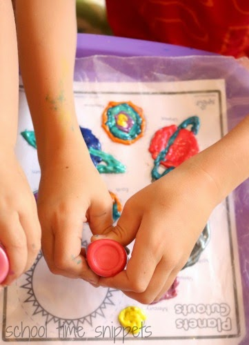 solar system craft for kids
