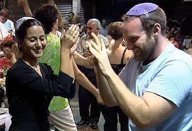 Yahudi Iran menyambut Persian Night di Jerusalem