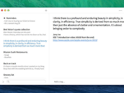 5 Excellent Note Taking Apps for Your Mac