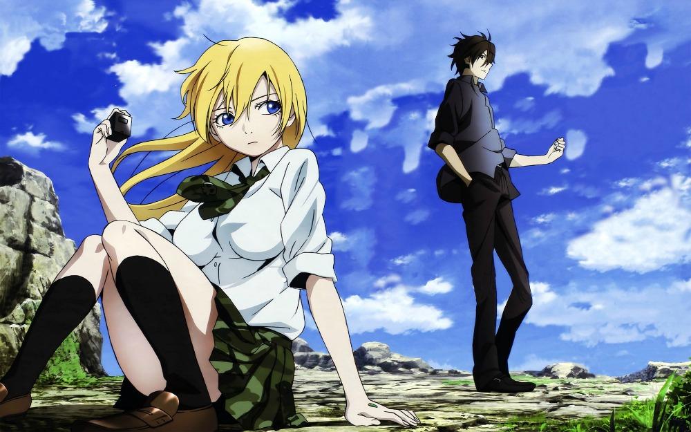 Un mondo a fumetti: Btooom! una seconda serie anime se l'app game avrà successo