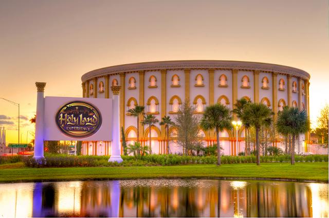 Informações do Holy Land Experience em Orlando