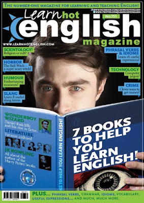 Hot English Magazine - Number 151