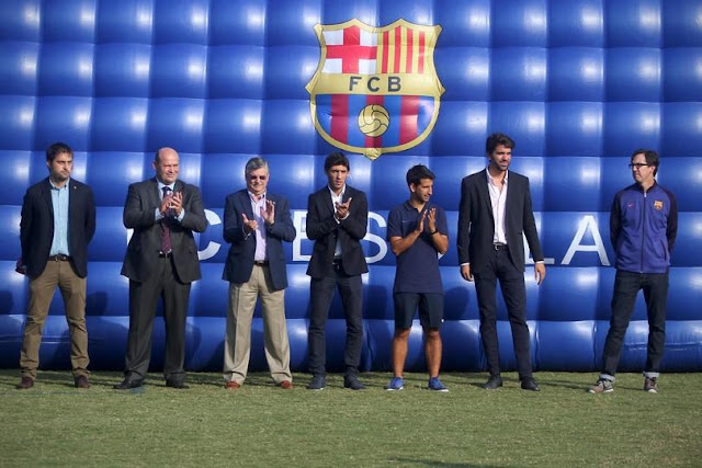El Barcelona abre otra FCBEscola en Charlotte