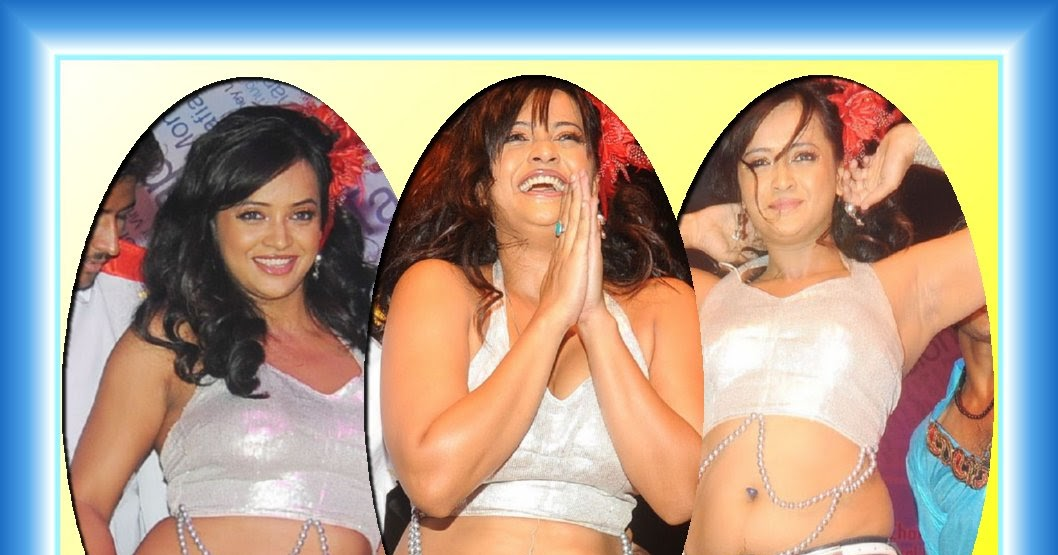 Tanu Roy Navel Collage | South Indian Navels