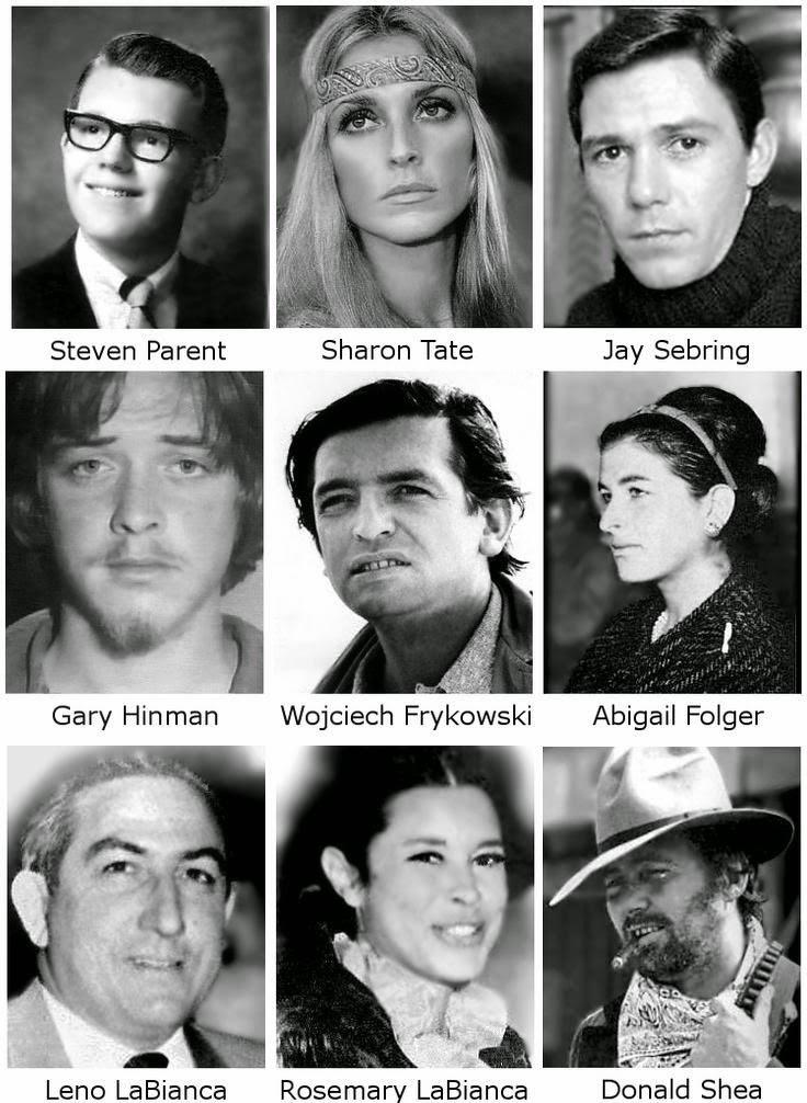 Lipstick and Lightening: Serial Killer Saturday: Charles Manson