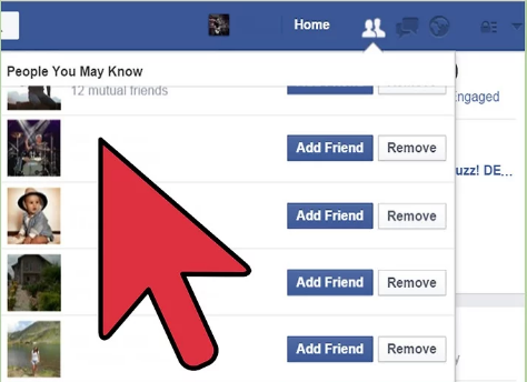 how to see who watched my facebook profile