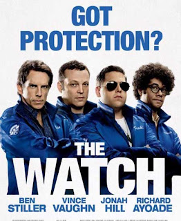 The Watch with Ben Stiller, Vince Vaughn, Jonah Hill - a review