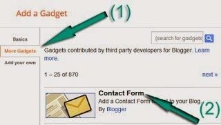 create-contact-page-blogger-add-contact-form