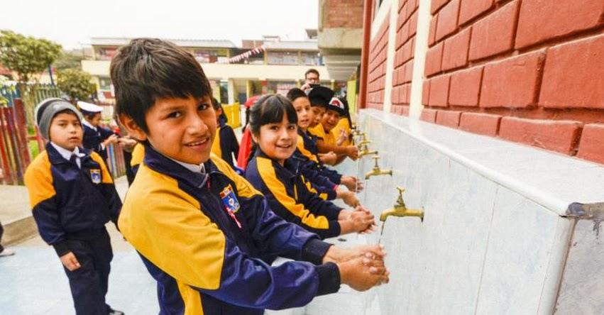 QALI WARMA: Programa social promueve hábitos de alimentación saludable en escolares de Ica - www.qaliwarma.gob.pe