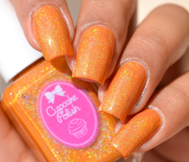 Cupcake polish Not My Vault
